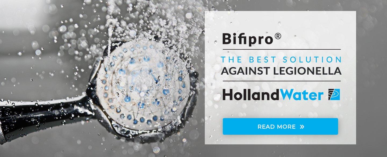 bifipro best solution against legionella