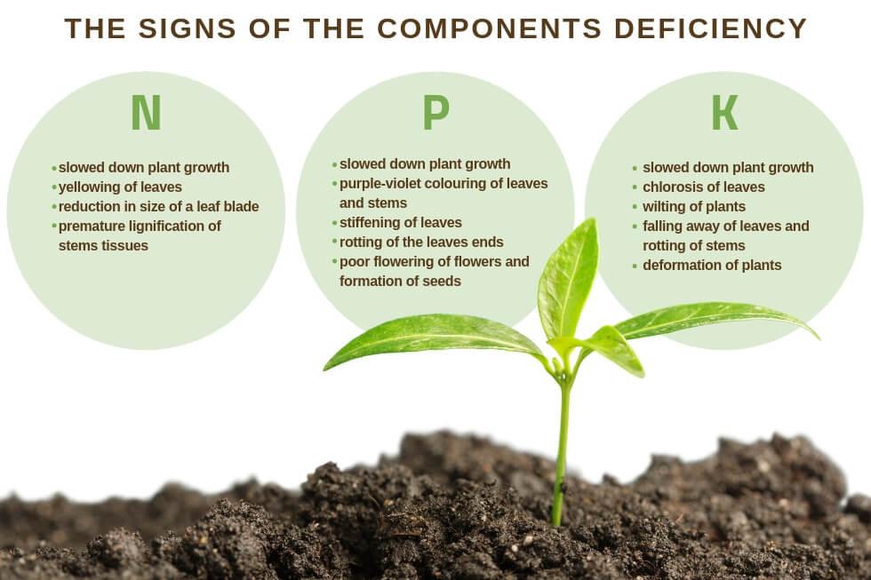 NPK soil tests