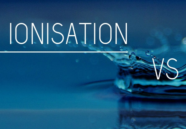 ionization or chlorination