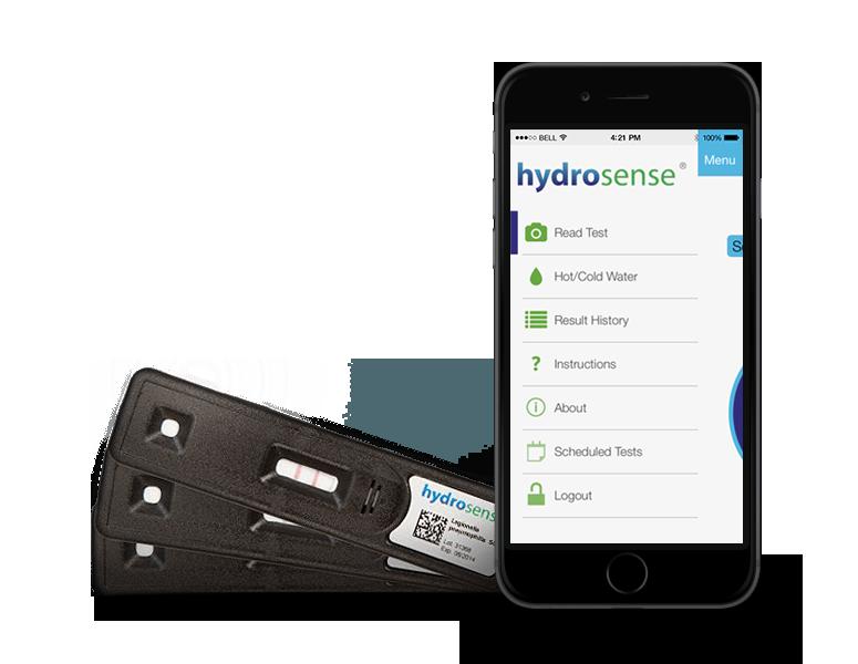 hydrosense - badanie wody legionella